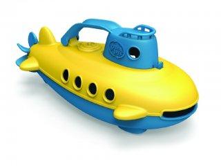 Green Toys tengeralattjáró, fürdőjáték
