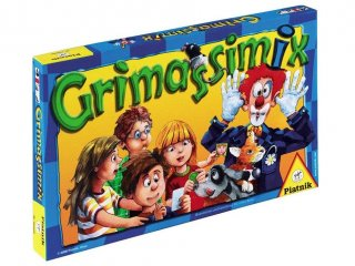 Grimassimix (Piatnik, logopédiai játék, 4-12 év)