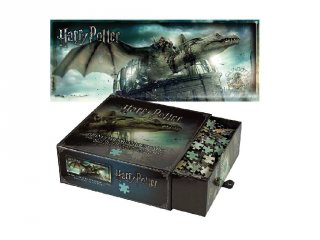 Gringotts 1000 db-os Harry Potter puzzle (10-99 év)