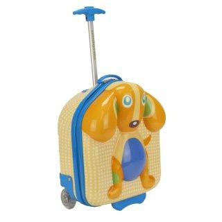 Gurulós bőrönd, kutyás (Oops, 2-8 év)