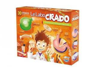 Gusztustalan labor (Buki, 30 kísérlet nem csak gyerekeknek, 10-99 év)