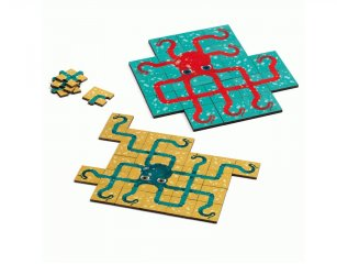 Guzzle, Djeco kétszemélyes logikai játék - 8471 (6-99 év)