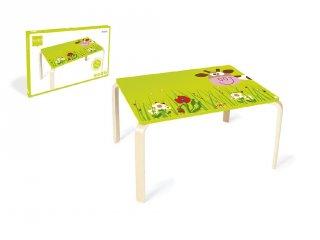 Gyerek asztal Tehenes, gyerekbútor (Scratch, 3-6 év)