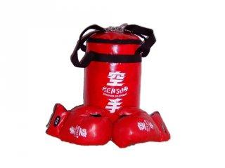Gyerek boksz szett (KE, mozgásfejlesztő sporteszköz, 4-12 év)