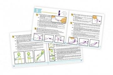 Gyöngy karkötő készítő szett, Buki kreatív játék (8-14 év)
