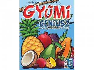Gyümi Géniusz (Gyűjtögetős memória partijáték, 8-99 év)
