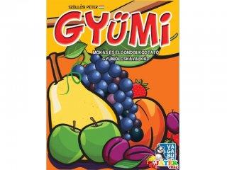 Gyümi (Gyűjtögetős memória játék, és partijáték, 6-99 év)