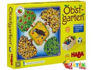Gyümölcsöskert (4170, Haba, kooperatív társasjáték, 3-6 év)