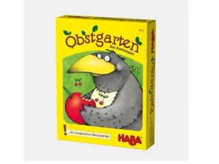 Gyümölcsöskert (Haba, kooperációs kártyajáték, 3-6 év)