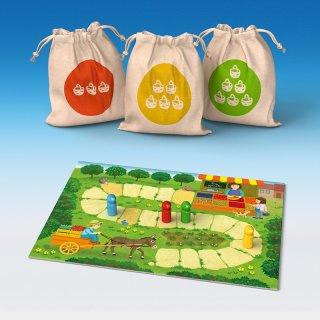 Gyümölcsszüret, Keller & Mayer gazdálkodós társasjáték (5-8 év)
