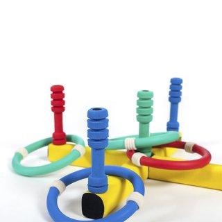 Gyűrűs célbadobó, ügyességi játék