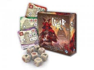 Háborúk kora (DV, stratégiai társasjáték, 12-99 év)