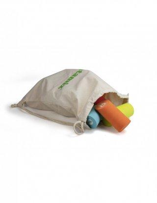 Habszivacs Mölkky táskával, ügyességi játék