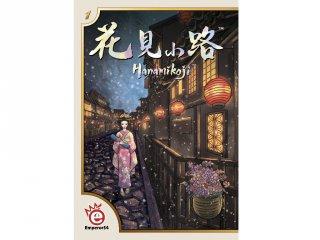 Hanamikoji stratégiai társasjáték (kétszemélyes kártyajáték, 10-99 év)