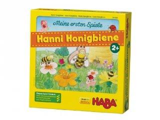 Hanni a mézméhecske (Haba, kooperatív társasjáték, 2-5 év)