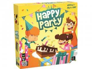 Happy Party (Gigamic, ügyességi játék, 4-8 év)