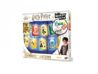 Harry Potter csináld magad lámpafüzér, kreatív szett (6-14 év)