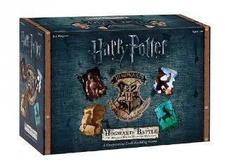 Harry Potter Hogwarts Battle Monster box (stratégiai társasjáték kiegészítő angol nyelven, 10-99 év)