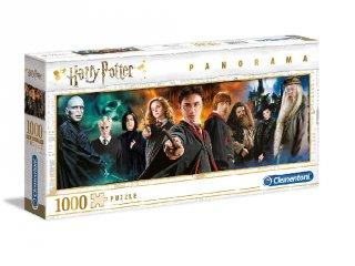 Harry Potter panoráma kirakó, 1000 db-os puzzle (CLEM, 9-99 év)