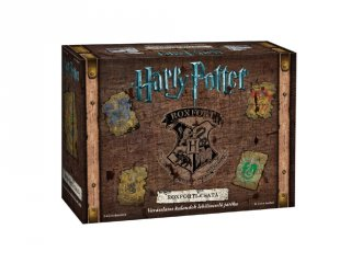 Harry Potter Roxforti csata, stratégiai társasjáték (magyar nyelvű, 10-99 év)
