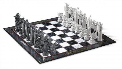 Harry Potter varázsló sakk készlet, kétszemélyes stratégiai társasjáték (6-99 év)