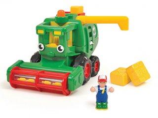 Harvey, a kombájn (Wow Toys, farmos jármű, 18 hó-5 év)