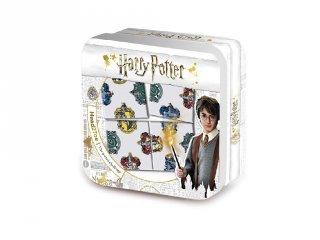 Head2Toe a 9 kártyás kihívás Harry Potter a házak címerei, fejtörő kirakójáték, logikai játék (6-99 év)