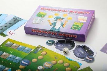 Helyesírás mágusa, tanulást segítő játék alsó tagozatosoknak