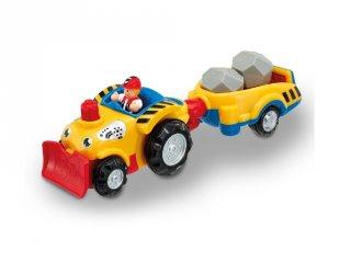 Henry, a kőszállító, Wow Toys autós szerepjáték (1,5-5 év)