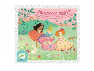 Hercegnő party, Djeco parti társasjáték - 2096 (5-9 év)