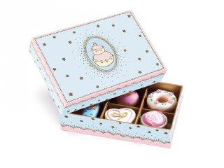 Hercegnők süteményei, Djeco fa szerepjáték kiegészítő - 6523