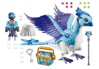 Hideghegyi főnixmadár, Playmobil szerepjáték (9472, 4-10 év)