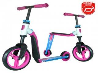 Highwaybuddy, roller és futóbicikli egyben (Scoot&Ride, 234348, kétfunkciós játék, 3-10 év)