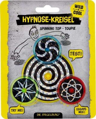 Hipnotikus pörgettyű készlet, Spiegelburg Wild and Cool ügyességi játék (15999)