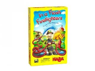 Hipphopp tűzoltók, Haba családi társasjáték (5-10 év)