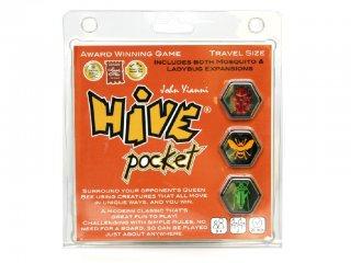 Hive Pocket (Gen 42, bogaras stratégiai úti játék, 9-99 év)