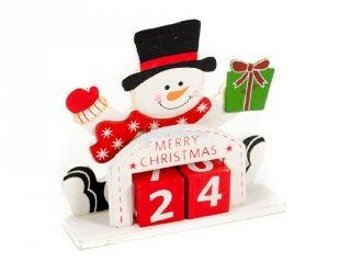 Hóemberes adventi naptár (FP, fa öröknaptár)