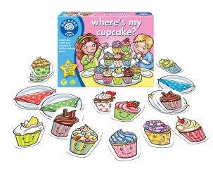 Hol a süteményem? (Orchard, OR013, párosító játék, 3-8 év)
