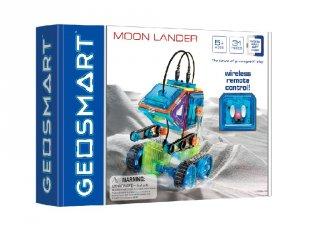 Holdjáró, Moon Lander, GeoSmart mágneses építőjáték (5-12 év)