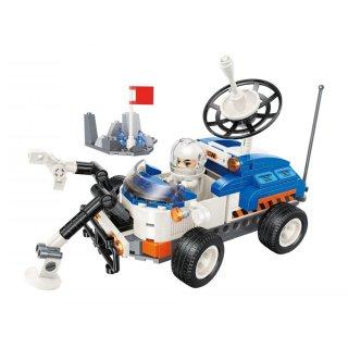 Holdkutató, Lego kompatibilis építőjáték készlet (QMAN, 1138, 6-12 év)