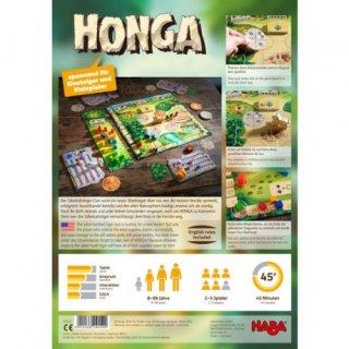 Honga, Haba családi társasjáték (8-99 év)