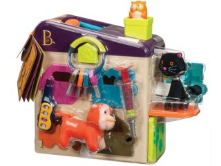 Hordozható B.toys orvosi táska, Állatklinika  (2-5 év)