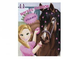 Horses Passion Sticker 2, matricás foglalkoztató füzet (NAP, 3-10 év)