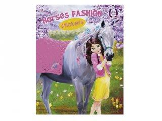 Horses Passion Sticker 4, matricás foglalkoztató füzet (NAP, 3-10 év)