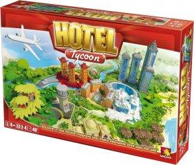 Hotel, Gazdálkodj okosan! 3D-ben (üzleti, stratégiai társasjáték, 8-99 év)