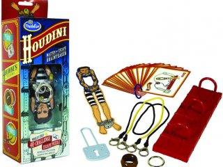Houdini Braintease (40 db feladványos ördöglakat, 8-99 év)