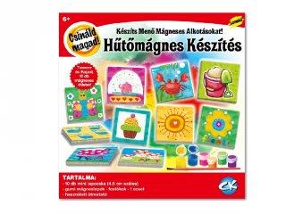Hűtőmágnes készítő (Creative Kids, kreatív játék, 5-12 év)