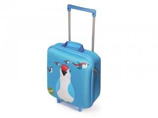 Húzható mini bőrönd, Madár (Oops, gyerek kiegészítő, 3-6 év)