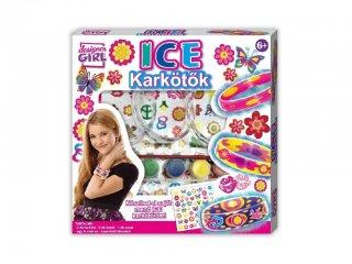 Ice karkötők (Creative Kids, ékszerkészítő kreatív játék, 6-12 év)