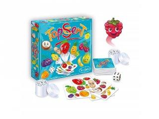 Illatjáték, illat lottó SentoSphére, logikai társasjáték (6-12 év)